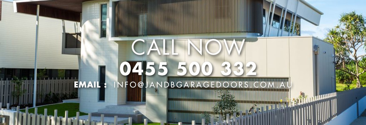 J Amp B Garage Doors Garage Door And Gate Specialists